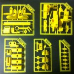 Prusa I3 DIY plastic printer onderdelen