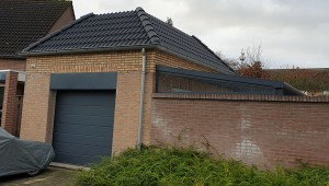 Verbouwing Garage te Veldhoven